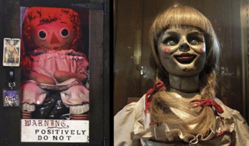 Vera Annabelle vs Annabelle cinema